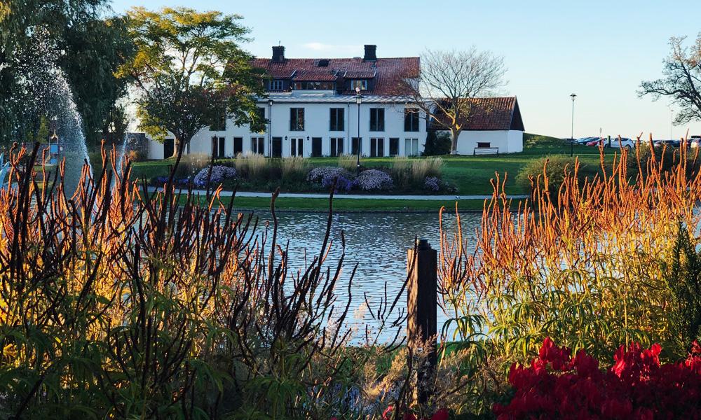 Tjänsteföretagens hus i Almedalen