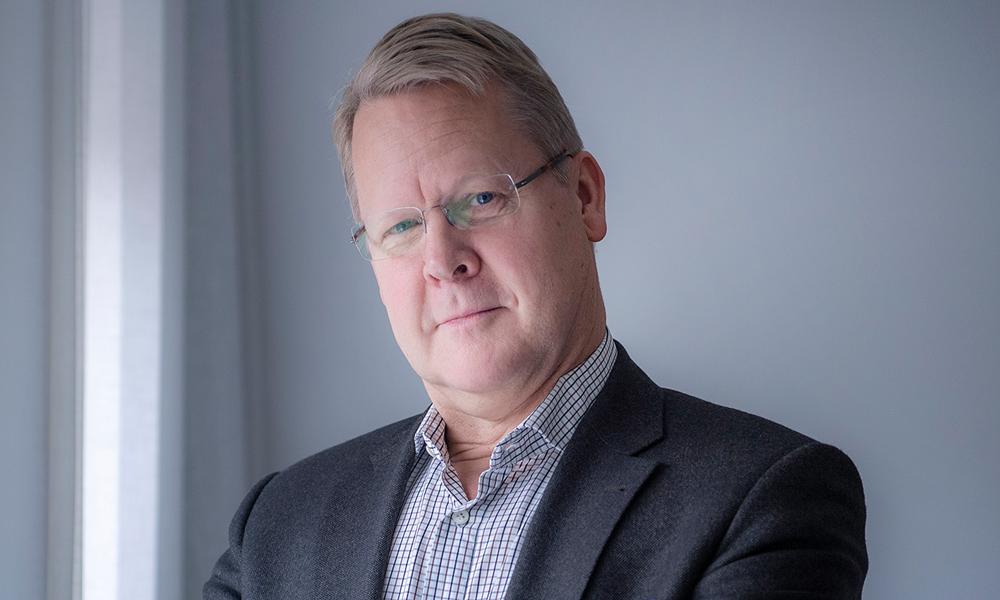 Anders Bäckström Almega
