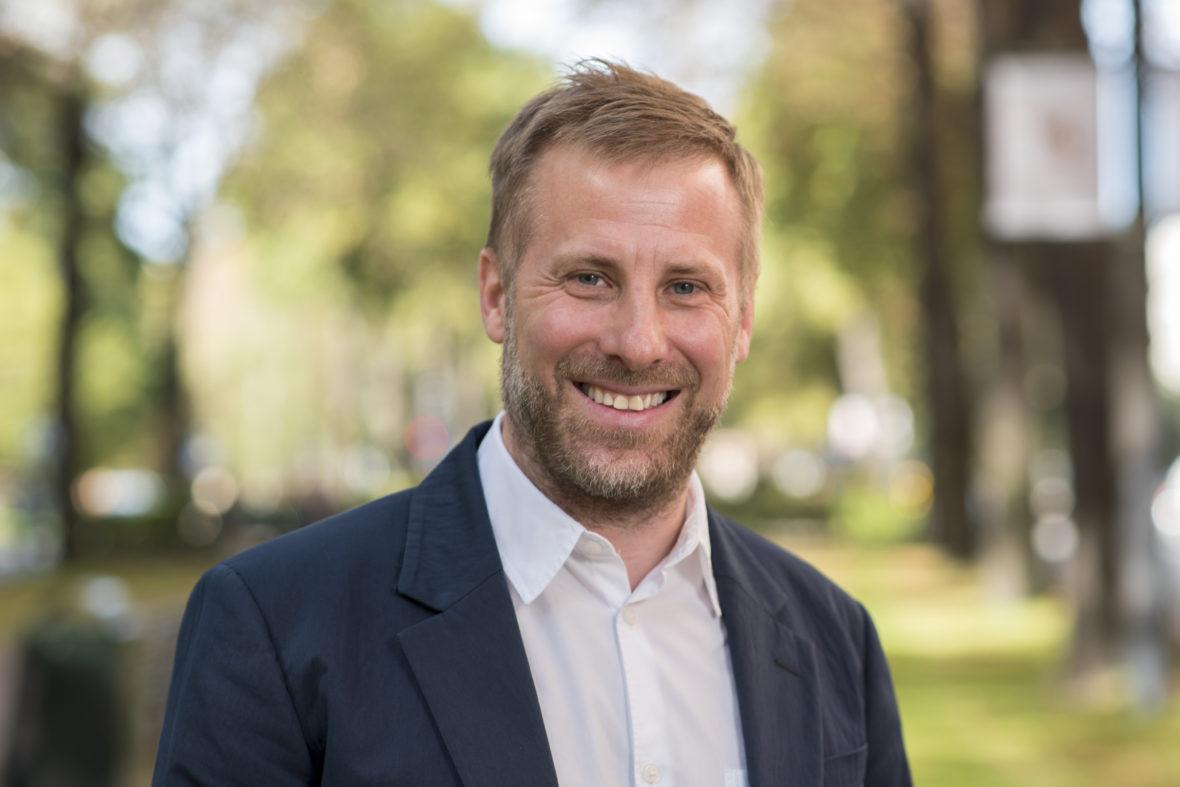 Johan Forsberg, Presschef, IT&Telekomföretagen