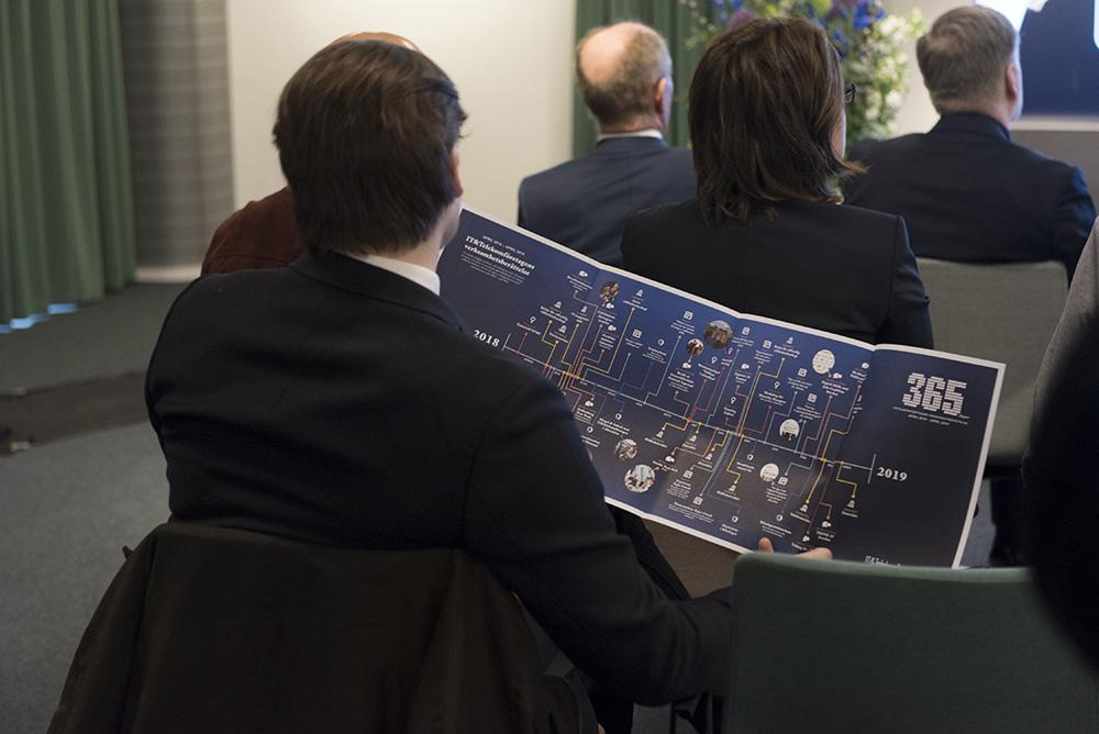 IT&Telekomföretagens verksamhetsberättelse
