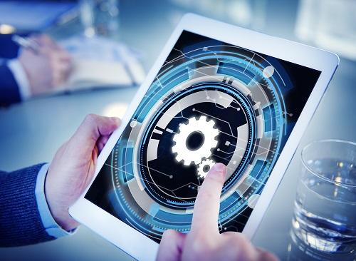 digitalisering industrin mindre