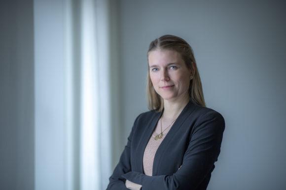 Helena Dahlberg. Foto: Innovationsföretagen.