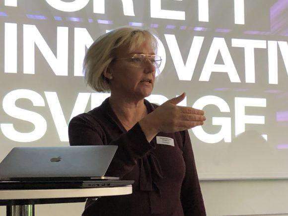 Helene Hellmark Knutsson (S), riksdagsledamot och vice ordförande för näringsutskottet.